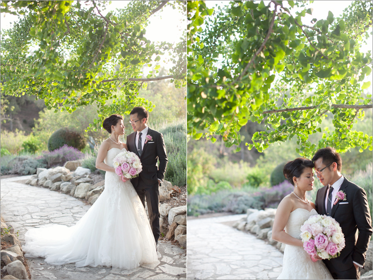 la arboretum wedding � serena grace photography